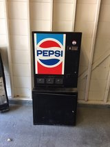 Pepsi 12oz can vendor in Kingwood, Texas