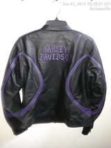 Women's Leather Harley Davidson Jacket in Mayport Naval Station, Florida