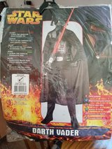 Star Wars Darth Vade costume  (child) in Glendale Heights, Illinois