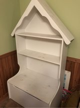 dollhouse type shelf with storage in Wilmington, North Carolina