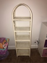 5 tier wicker shelf in Wilmington, North Carolina