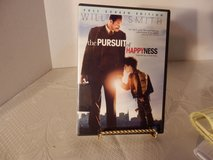 "Will Smith ""The Pursuit Of Happiness""  DVD in Oswego, Illinois"