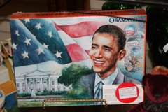 Obama Puzzle in Tomball, Texas