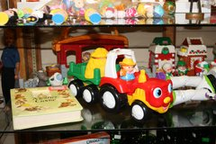 Fisher Price Tractor with Farmer in Tomball, Texas