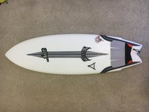 "5'4"" Lost RNF Redux Surfboard with Fins in Wilmington, North Carolina"