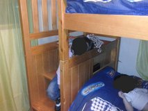 Bunk bed in Fort Drum, New York