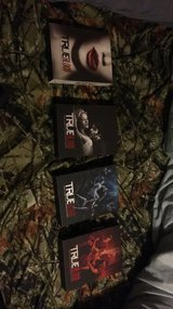 True blood 1-4 in Fort Polk, Louisiana