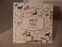 Winter Magic - Beautiful Holiday Patterns to Color in Naperville, Illinois