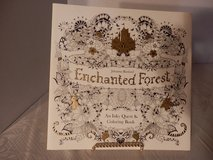Enchanted Forest Coloring Book in Joliet, Illinois