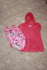 4T Hawaii swimsuit w/cover-up in Alamogordo, New Mexico