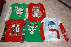 6-6X Christmas Shirts in Alamogordo, New Mexico
