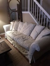 Down Filled Sofa and Loveseat in St. Charles, Illinois