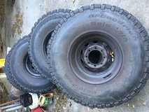37 inch tires in Spring, Texas