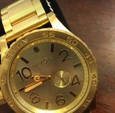 Men's Nixon 51-30 - Gold Watch in Camp Pendleton, California