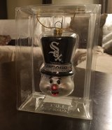 White Sox Ornament in Yorkville, Illinois