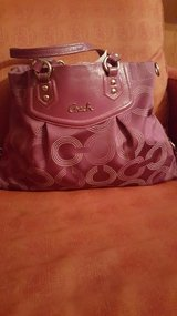 Large size Coach Purse for sale in Macon, Georgia