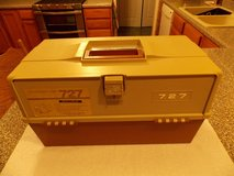 Vintage Plano 727 Tackle Box in Fort Campbell, Kentucky