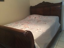 Bed frame in Barstow, California