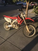 3 dirtbikes for sale in Fairfield, California