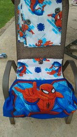 DISNEY BRAND SPIDER-MAN TWIN SHEET SET in Fort Sam Houston, Texas