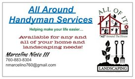 All Around Handyman Services in 29 Palms, California