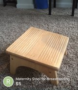 maternity stool for breastfeeding in Bolling AFB, DC