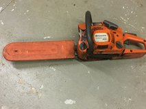 Chainsaw in Perry, Georgia