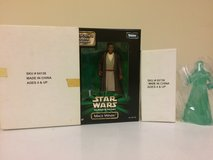 Star Wars mail away limited figures in Okinawa, Japan