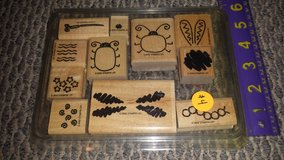 Stampin' Up SU Two Step Bug Builders Stamps in Chicago, Illinois