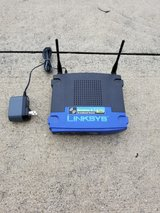 LINKSYS Wireless Router in Camp Lejeune, North Carolina