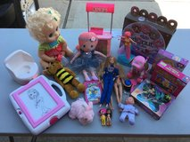 Girls lot of toys in Kingwood, Texas