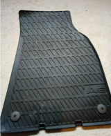 Audi A6 4F Floor mats in Baumholder, GE