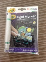 Crayola light marker for Ipads- new in box in Cherry Point, North Carolina