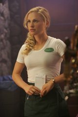 HBO True Blood Merlotte's Bar and Grill Waitress Adult Costume XXL Shirt & Apron in Houston, Texas