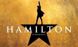 2 Hamilton Tickets! in Plainfield, Illinois
