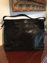 Large Leather Purse from Italy in Ramstein, Germany