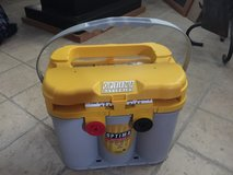 Optima non-spillable yellow top dual post battery in Clarksville, Tennessee