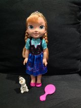 Disney Princess Anna Frozen Doll in Fort Campbell, Kentucky