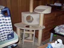 Cat Tower in Fort Rucker, Alabama