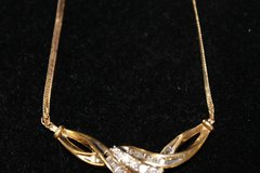 14 KT. NECKLACE #1 in Fort Campbell, Kentucky