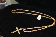 14KT. GOLD NECKLACE #4 in Fort Campbell, Kentucky
