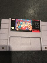 SUPER PUNCH OUT. SNES in Tinley Park, Illinois