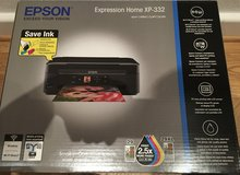 Printer, EPSON Expression Home XP-322 Wifi Plus Copier & Scanner 220V in Wiesbaden, GE