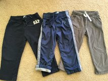 babyGap & Carter's pants...size 3 years in Naperville, Illinois