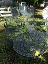 Wrought Iron Additions at Bay Street Treasures in Beaufort, South Carolina