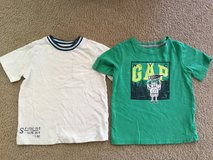 babyGap t-shirts...size 4 years in Naperville, Illinois