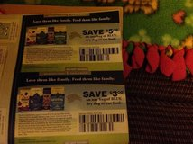 Coupons for Blue Dog Food or Cat Food in Batavia, Illinois
