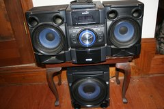 Sony Home Stereo System in Camp Lejeune, North Carolina