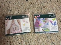 Butterfly & Fairy wall paper cut outs in Naperville, Illinois
