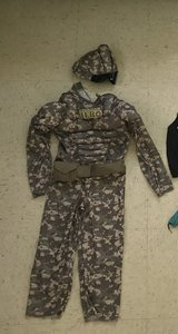 Army Costume size 3T-2T in Fort Benning, Georgia